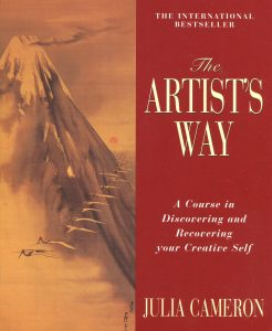The book The Artist's way focuses on different methods that can help you release your creative potential